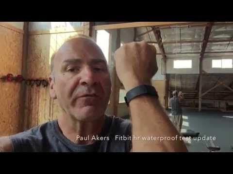 Waterfi Waterproofed Fitbit Charge HR Wireless Activity Tracker with Heart Rate Monitor... WATERFI WATERPROOFING Completely waterproof down to 210 feet underwater, the Waterproofed Fitbit Flex has been waterproofed on the inside through our durable and long lasting waterproofing process so you can fully submerge your Fitbit Flex and go wherever your active life takes you. Learn more about Our Process. READY TO DIVE IN No longer limited to accidental splashes, the Waterproofed Fitbit Charge…