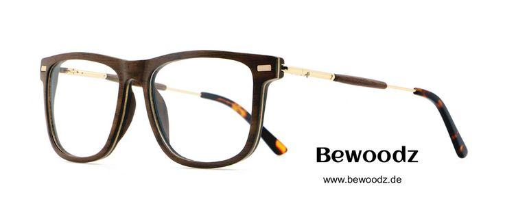 Holzbrille Damen - Holzbrille Herren von Bewoodz
