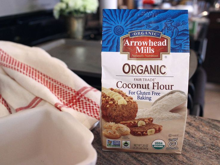 Did you know coconut flour is versatile enough for many baking and cooking applications? / @arrowheadmills #bakeitforward