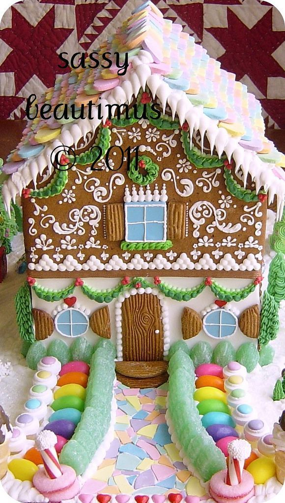 508 Best Candy Houses Nutcrackers Images On Pinterest