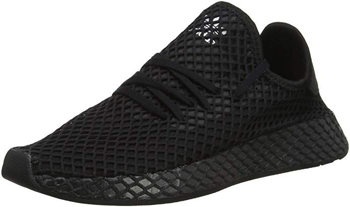 adidas Deerupt Runner Sneakers Fitnessschuhe Unisex Schwarz ...