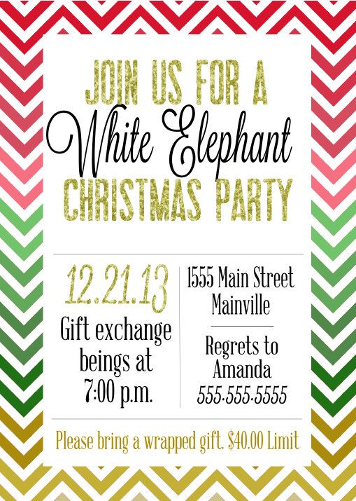 30 best Christmas invitations images on Pinterest Christmas - free xmas invitations
