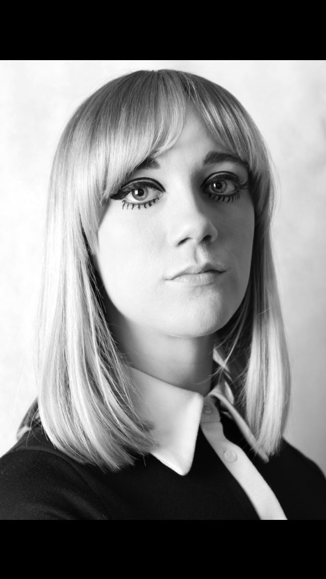 My 60s Fashion Portraits! For college, and will be used for my exhibition ! #mods #60s