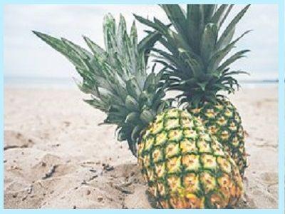 Wist je dat ananas beschermt tegen darmkanker? Ook is deze gele vrucht rijk aan mangaan en dit maakt het prima voeding om PMS klachten te verminderen. Zo kies je de juiste ananas!