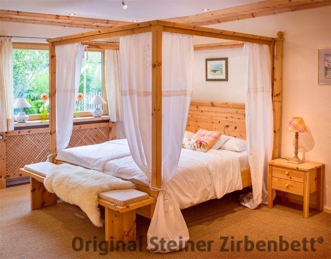 53 besten Zirbenbett Schlafzimmer Bilder auf Pinterest - schlafzimmer orange