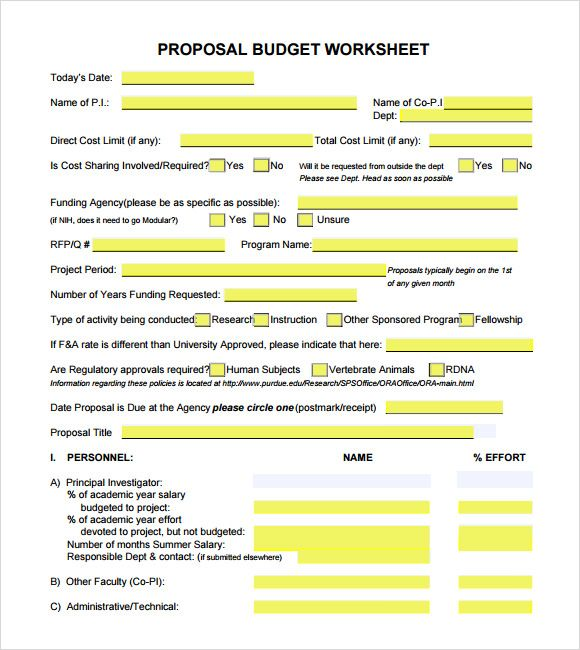 14 Budget Proposal Templates Word Excel Pdf Templates Proposal Templates Budgeting Resume Template Free