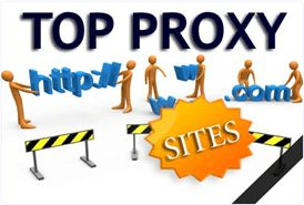 Top 9 Best Proxy Server For Anonymous Websites Surfing - 2015