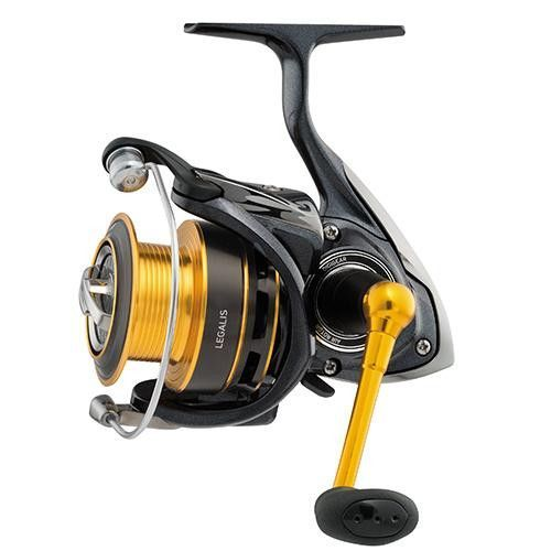 Legalis Spinning Reel 1500, 6.0:1 Gear Ratio, 4BB, 1RB Bearings