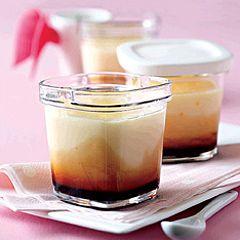 Flans au caramel : découvrez les ingrédients, la préparation et la cuisson pour cette recette de cuisine.