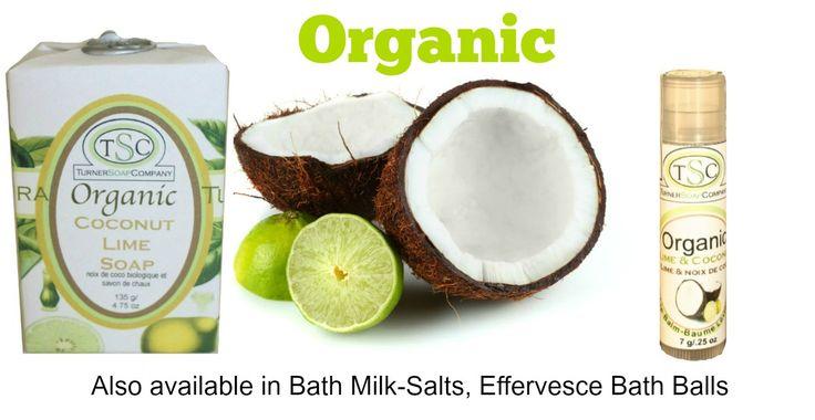 Organic & tropical!