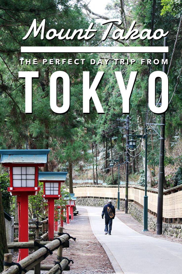 A detailed list of things to do on Mount Takao, Tokyo, Japan. | Tokyo travel | Japan travel | Mount Takao things to do | Mount Takao food | Mount Takao shopping