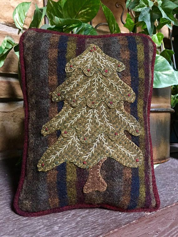 Little Christmas Pillow is a small decorator pillow, 6 x 8, than can be tucked in a basket as a filler or sit on a shelf. It could be used as part of the centerpiece for a table decoration. All in all it has many little uses to enhance your home. It makes a darling small gift for