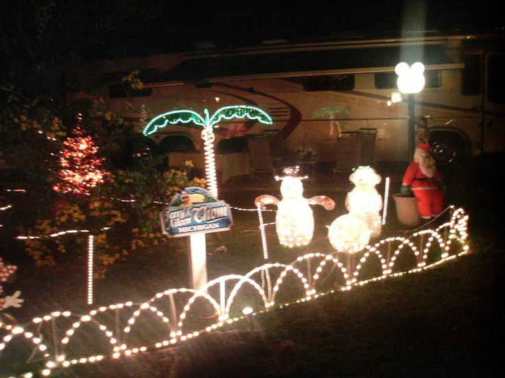 15 best camping campsite holiday decorating images on for Rv outdoor decorating ideas