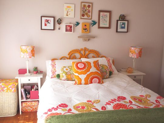 Lots of Colour: Apartment Therapy