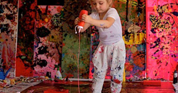 Image result for images of art studios for teaching kids art