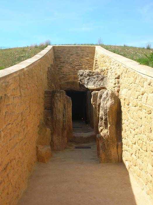 The entrance to the Dolmen de Viera. (CC BY-SA 3.0) It is difficult to identify the origins of the people who created the megaliths of Antequera. However, every day when the sun rises, the ritual of celebrating its life-giving power happens once again. The old religion was forgotten a long time ago, but the monumental constructions are reminiscent of old beliefs. The magnificence of the site was appreciated by UNESCO and many other organizations related to the protection of world heritage.