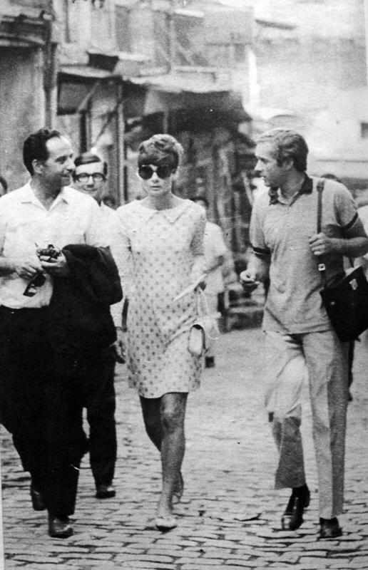 Audrey Hepburn (Istanbul, 1968) #istanbul #oldiesbutgoldies #istanlook