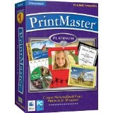 PrintMaster Platinum 2.0 [Old Version] (DVD-ROM)By Encore Software