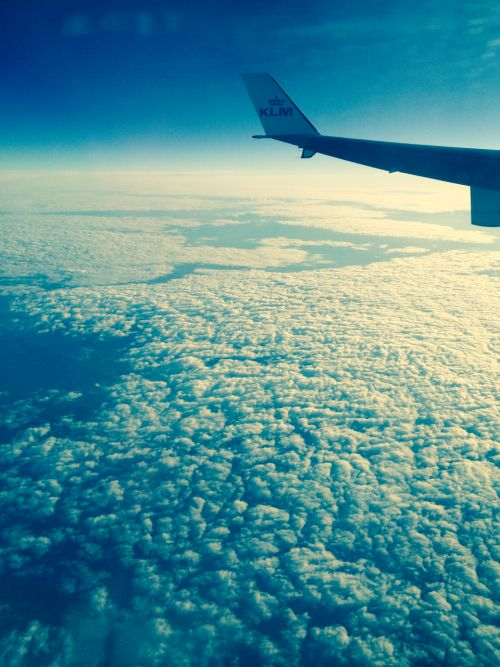 alwaysand4everdreaming:  Flying in the air ❤️