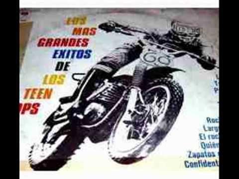 LOS TEEN TOPS - ANOCHE NO DORMI
