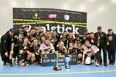 Finnish Cup Champions 2013