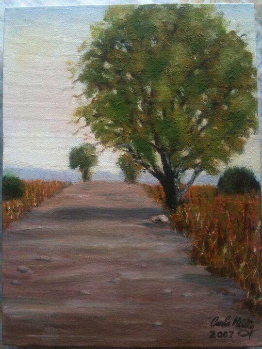 The bush by Carla Heilig