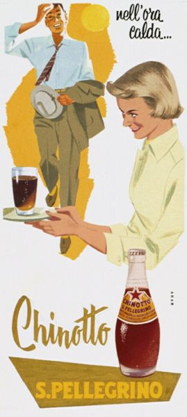 Chinotto: for the hottest hours of the day! #sanpellegrinofruitbeverages #chinotto #throwbackthursday
