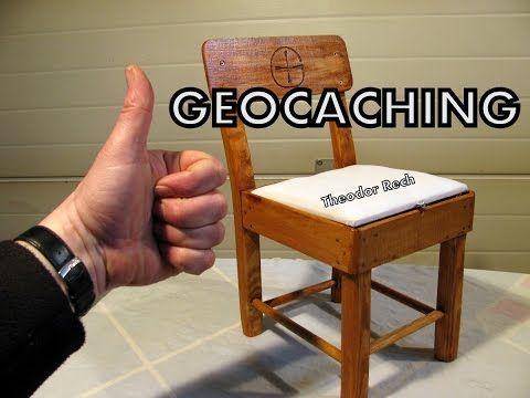 Theodor Rech - geocache - YouTube