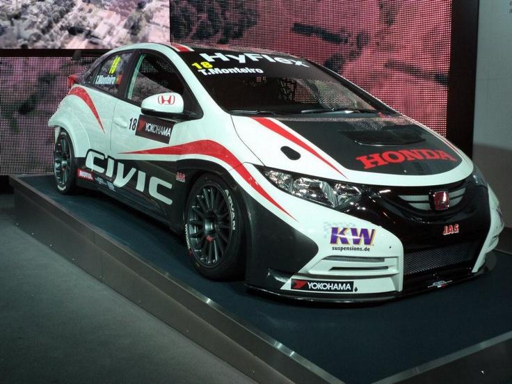 Honda Civic en el WTCC.