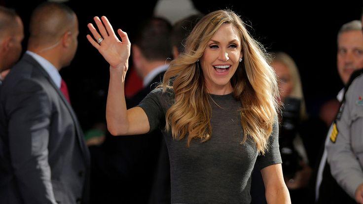 FOX NEWS: Lara Trump sports little black dress for 'new parents' night out