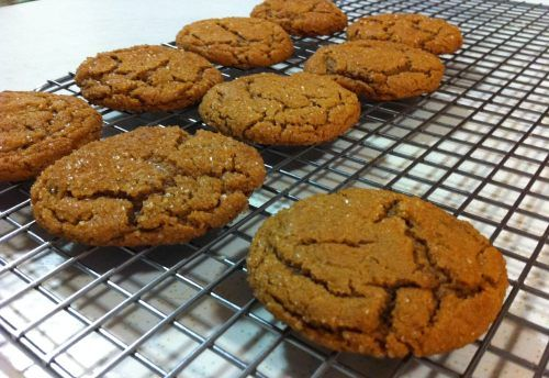 Molasses Cookies Newfoundland Recipe. Cookbook of Traditional Newfoundland Meals by Newfoundland.ws