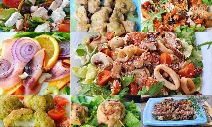 Menu estivo pranzo o cena ricette facili, carne o pesce, antipasti e dolci, ricette leggere, economiche, idee anche per bambini, per ospiti all'improvviso,