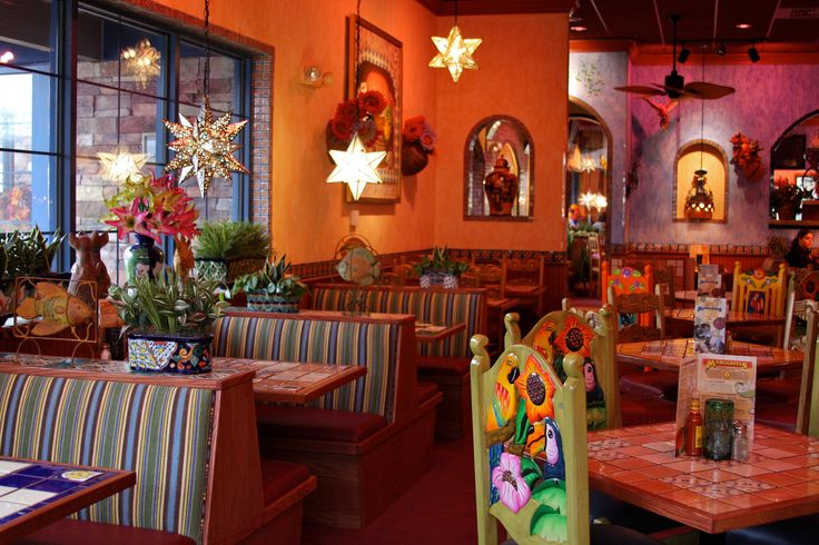 Items you must try at a mexican resturaunt mexicans