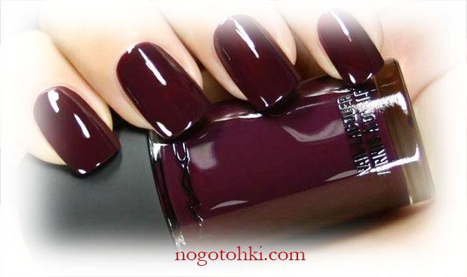 бордовые ногти дизайн, http://nogotohki.com/news/bordovye_nogti_dizajn_sochetanie_cvetov_njuansy/2016-08-03-141