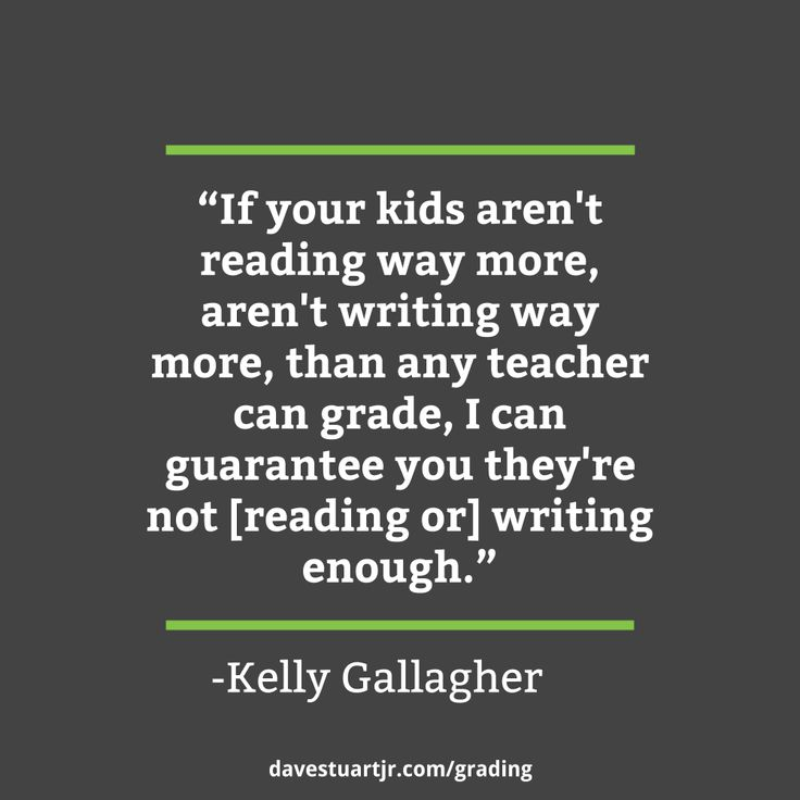 """""""Dave, how long do you spend grading articles of the week?"""" I sometimes hear that question when I tell folks about Kelly Gallagher's article of the week (AoW) assignment."""