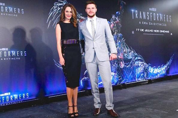 Madeline MulQueen | The Transformers Age of Extinction Premier 2014 | Full Joanne Hynes Outfit