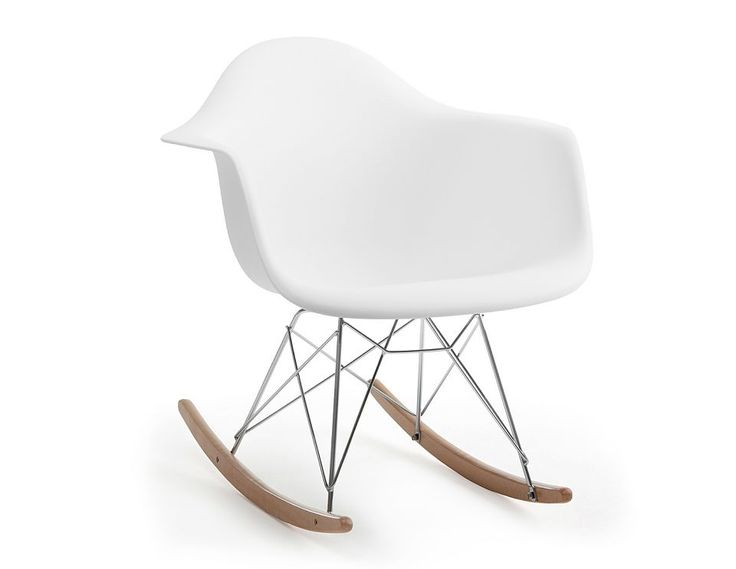 Structube - Living room : Armchairs : Eiffel (White)