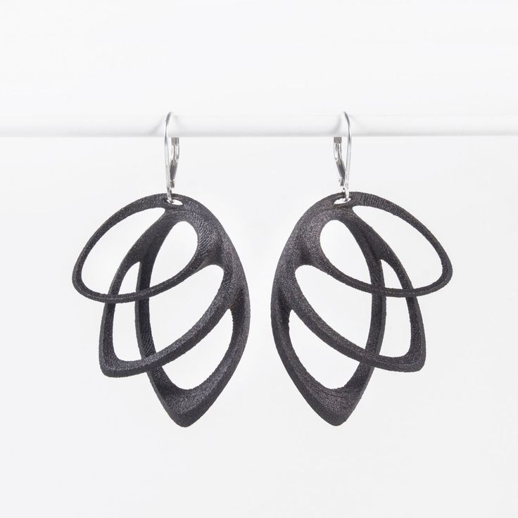 Orbis Earrings by LACE/Jenny Wu | http://adornmilk.com