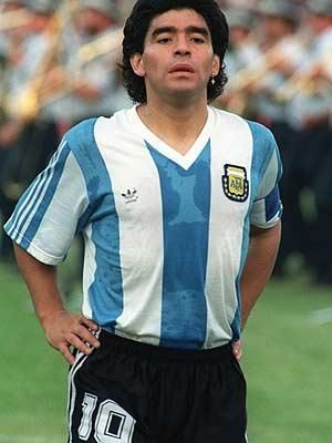 Maradona; Players; Favorites