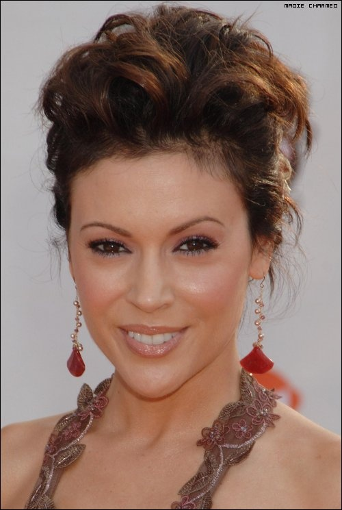 Grew up watching charmed. Love this chick