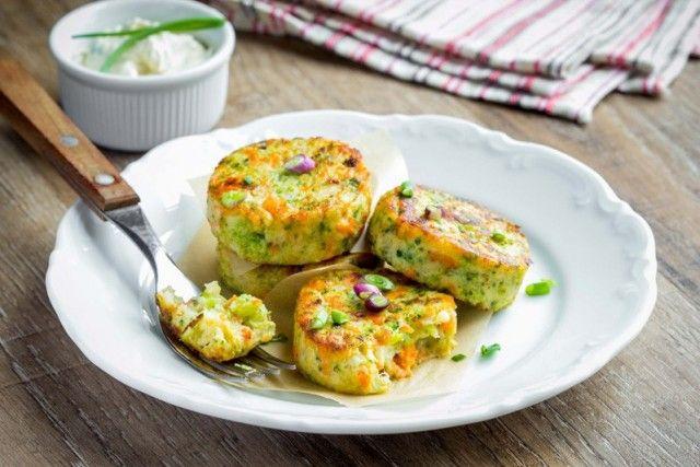 Frittelle di broccoli - Fidelity Cucina