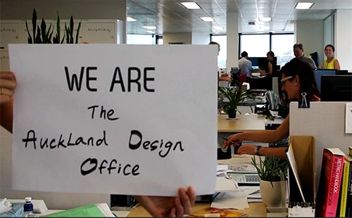 Who are the Auckland Design Office? Watch