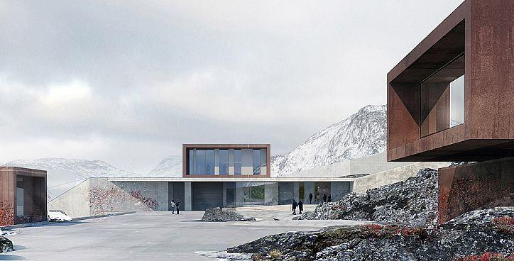 Ny Anstalt i Nuuk - Friis & Moltke