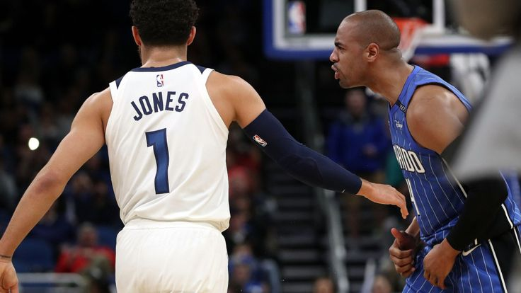 Arron Afflalo and Nemanja Bjelica obtained right into a battle Tuesday night time throughout a matchup between the Orlando Magic and Minnesota Timberwolves. Both gamers have been ejected within the second quarter after Afflalo threw a haymaker at Bjelica's head and issues continued from...