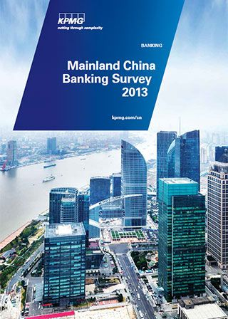 This is KPMG China's 7th annual survey of 200 Mainland China banks' performance for the year ended 31 December 2012. It also includes published data for listed institutions up to the third quarter of 2013. The survey outlines the opportunities and challenges facing the sector.  #KPMGChina http://kpmg.com/CN/en/IssuesAndInsights/ArticlesPublications/Pages/Mainland-China-Banking-Survey-201312.aspx