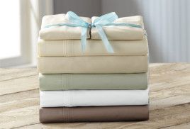 Picking the best sheets. High Thread count isn't always better.
