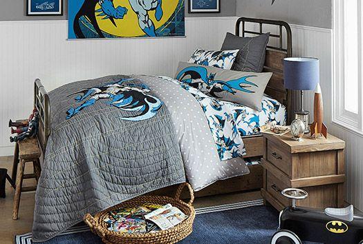 17 best ideas about batman bedroom on pinterest batman for Kids batman room