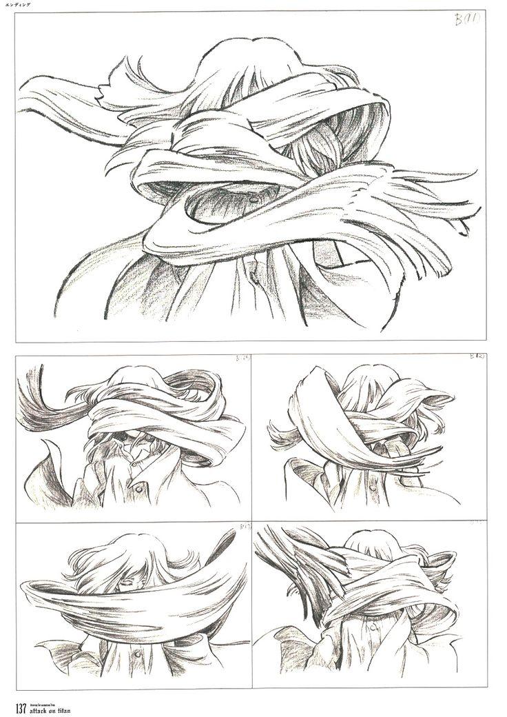 Ed Mikasa Ackerman  Storyboards    Storyboard
