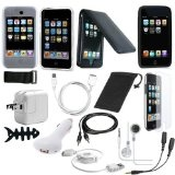 15-Item Accessory Bundle for Apple iPod Touch 2G and 3G (Electronics)By DigitalsOnDemand