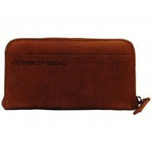 Cowboysbag Portemonnee The Purse Cognac